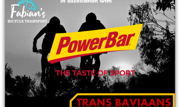 FABIAN'S BICYCLE TRANSPORT TEAMS UP WITH POWERBAR NUTRITION!!!