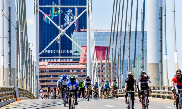 IMPROVE YOUR TIME FOR 947 RIDE JOBURG