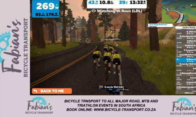 Ace Cycles TTT #5 Results